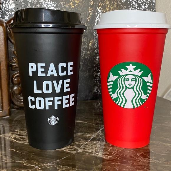 Starbucks Peace Love Coffee Bundle
